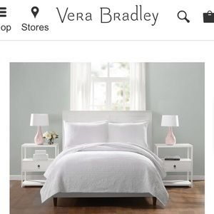 Vera Bradley Full Queen Quilt